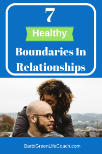 7 healthy boundaries in relationships